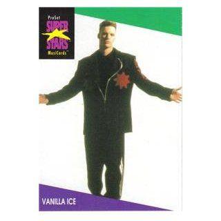 1991 Pro Set Super Stars #142 Vanilla Ice