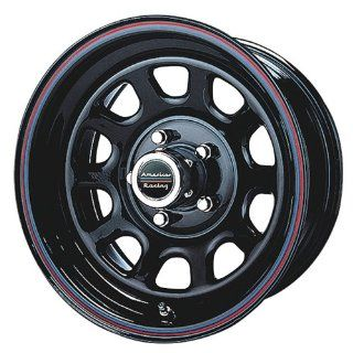 American Racing Series AR767 Gloss Black Wheel (16x8/6x139.7mm
