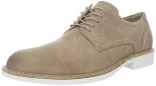 ECCO Mens Biarritz Perforated Tie Oxford Shoes