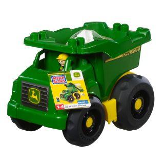 Mega Brands John Deere Dump Truck