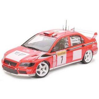Mitsubishi Lancer Evolution VII WRC   Achat / Vente MODELE REDUIT