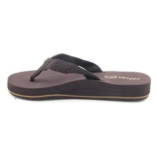 COBIAN Womens Bounce Brown Sandals & Flip Flops