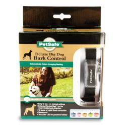 Petsafe Deluxe Big Dog Bark Collar (Extra Battery Included