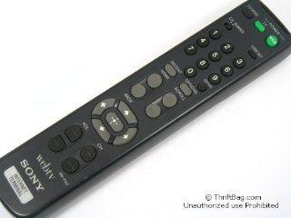 Sony RM Y142 Remote Control Electronics