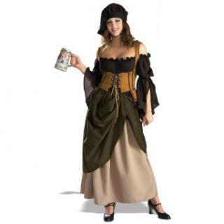 Adult Renaissance Tavern Wench Outfit(SzStandard