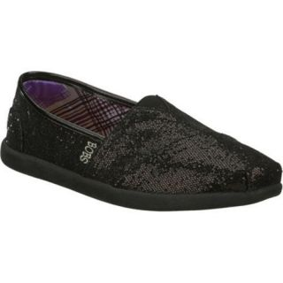 Womens Skechers BOBS World Earth Papa Black