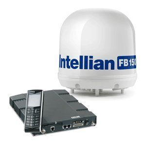 Intellian FB150 Antenna System   Basic (Non Matching Dome