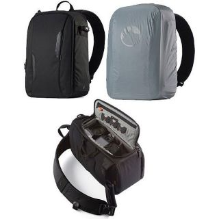 Lowepro Classified Sling 220 All weather Black Camera Bag