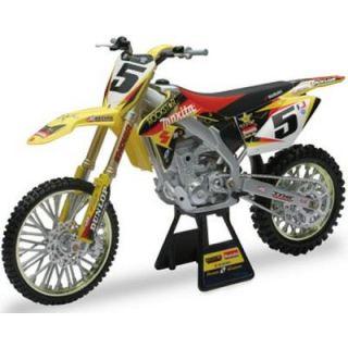 Modèle réduit   Moto Cross Suzuki RMZ 450 Ryan …   Achat / Vente
