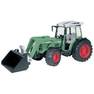 MODELE REDUIT MAQUETTE Tracteur FENDT FARMER 209S avec chargeur Série