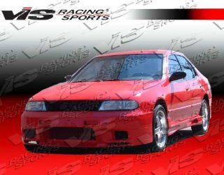 Nissan Altima 93 97 4DR Omega VIS Front Bumper