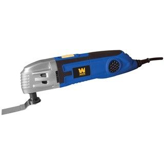 Wen Variable Speed Oscillating Multifunction Tool Kit