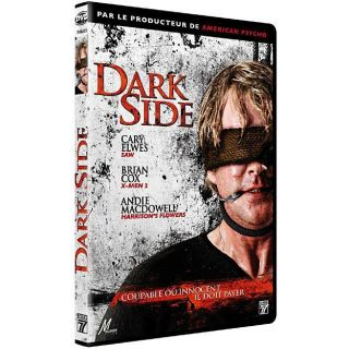 Dark side (as good as dead) en DVD FILM pas cher
