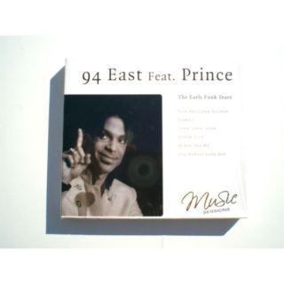 Titre  94 east feat Prince   Groupe interprète    Support  CD