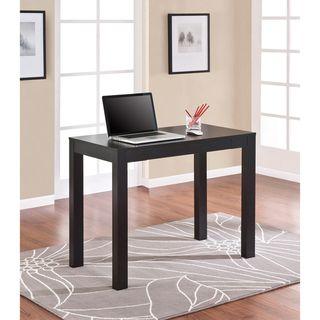 Altra Parsons Black Oak Laptop/ Writing Desk