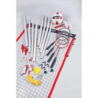 Halex Premier Volleyball/Badminton Game