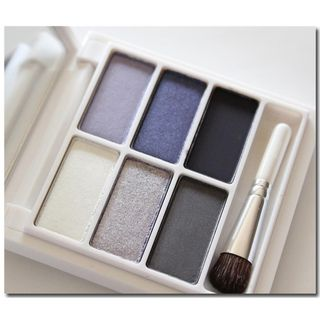MAC SnowGlobe Holiday Collection Cool Eye Shadow Palette (Six Colors