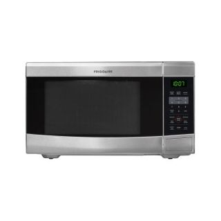 Frigidaire Stainless Steel 1.1 cubic foot Countertop Microwave Today