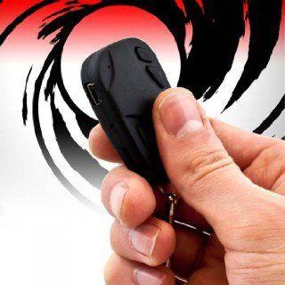 Esky® Keychain Hidden Security Camera, Portable Car Key
