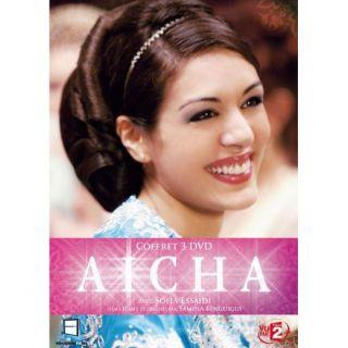 Coffret AICHA saisons 1 + 2 + 3 en DVD SERIE TV pas cher