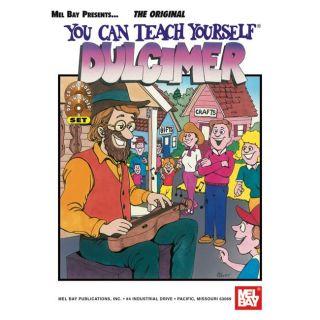 Mel Bay You Can Teach Yourself Dulcimer Book/CD/DVD Set