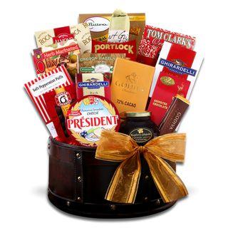 Alder Creek Holiday Housewarming Gift Basket