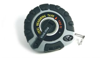 Black Rhino Re Wind Tape Measure (100)