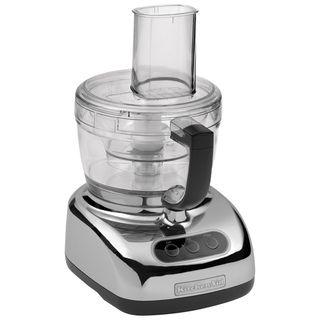 KitchenAid RKFP740CR Chrome 9 cup Food Processor (Refurbished
