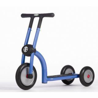 Italtrike Blue Pilot 100 Series 3 wheeled Scooter