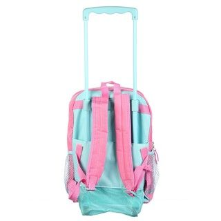 Disneys Princesses 16 inch Rolling Backpack