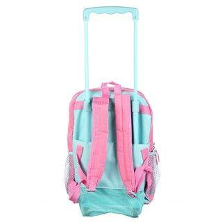Disneys Princesses 16 inch Rolling Backpack