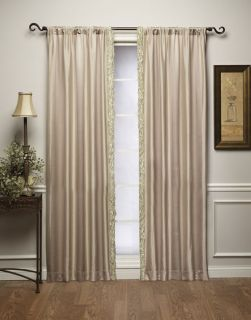Lafayette Linen 95 inch Paired Window Panels