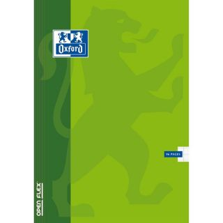 96 pages 21x29.7 cm VERT   Achat / Vente CAHIER OXFORD Cahier 96