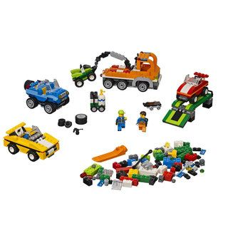 LEGO Bricks and More Fun with Vehicles 4635