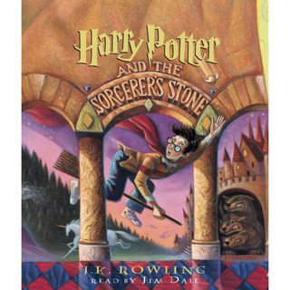 Harry Potter and the Sorcerers Stone (CD Audio)