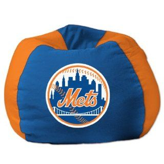 Mets Style 158 Cotton Duck Bean Bag Chair (MLB