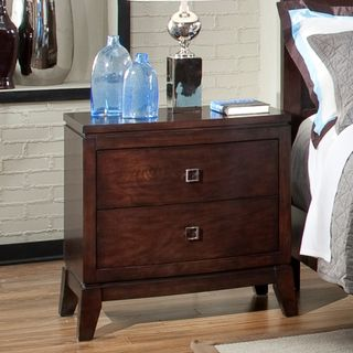 Andrea 2 drawer Night Stand