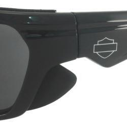 Harley Davidson Mens HDS583 Wrap Sunglasses