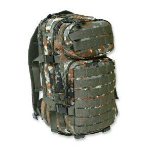 Mil Tec Military Army Patrol Molle Assault Pack Tactical