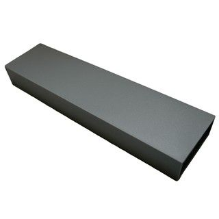EZ Niches Ready to Tile Purple Recessed Shelf Divider for Bathroom