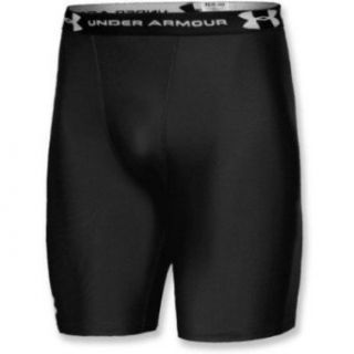 Under Armour Draft Compression Shorts   XX Large   Black