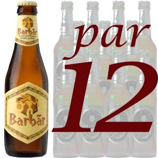 Bière Belge   Brasserie LEFEBVRE   33cl   Degré 8°   Vendu par 12