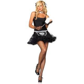 Leg Avenue Womens Petticoat Maid Dress Costume