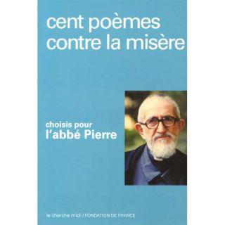 ART   CINEMA   MUSIQUE 100 POEMES CONTRE LA MISERE, CHOISIS POUR L