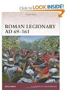 Roman Legionary AD 69 161 (Warrior) Ross Cowan, Sean OBrogain