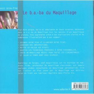 LE B.A. BA DU MAQUILLAGE   Achat / Vente livre Dominique de Vorges