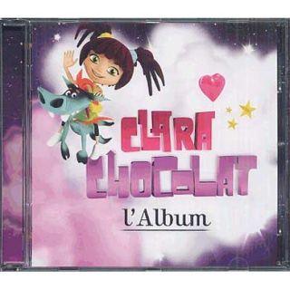 album de Clara Chocolat   Achat CD ENFANTS pas cher