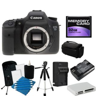 Canon EOS 7D Pro Digital SLR Camera Bundle See Price in Cart 2.0 (1