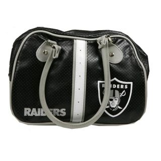 Concept One Oakland Raiders Bowler Bag