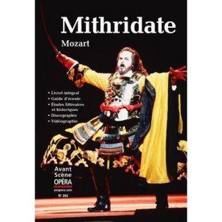 AVANT SCENE OPERA T.263; MITHRIDATE   Achat / Vente livre Mozart pas